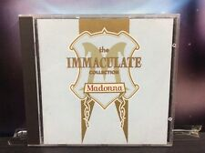 Madonna The Immaculate Collection UK CD Album 7599-26440 1990 Pop