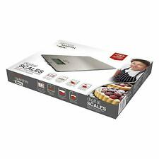 Kitchen Scale James Martin Wahl Digital Electronic Weighing Stainless Steel 5kg