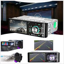 "4.1"" Bluetooth Handsfree In-Dash Radio Stereo HD Car MP5 MP3 USB Player Camera"