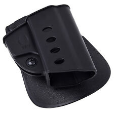BRV Belt Right Holster For Taurus PT92 Beretta Vertec 40 Cal Black Hot Sale