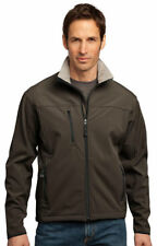 Port Authority Men's Big & Tall Soft Shell Water Resist Winter Jacket. TLJ790