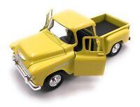 Coche a Escala Chevrolet Stepside Amarillo Auto Escala 1 :3 4-39 (con Licencia)