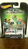 Hot Wheels Retro Entertainment The Real Ghostbusters Ecto 1