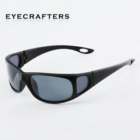 Cycling Fishing Polarized Sunglasses Polaroid Sport Glasses Side Shield Goggles