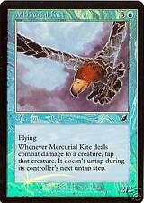 MTG - Scourge - Mercurial Kite - 2X - Foil - NM