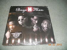 Boyz II Men - Evolution 2 LP set sealed vinyl NEW RARE Boyz 2 Men