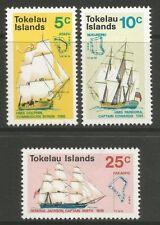 Timbres d'Australie et d'Océanie sur les bateaux, navires