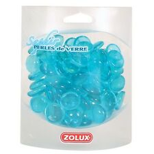 ZOLUX Crystal Stone Decor Ornament for Aquarium Fish Tank  GLASS PEARLS