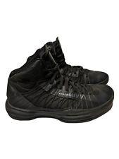NIKE Hyperdunk 2012 Black Men Size 10 Basketball High Shoe 524934-004