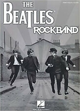 The Beatles Rock Band Pvg, New, VARIOUS Book