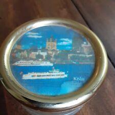 """Vintage """"Jobin of Switzerland Romance Box 1980's My Heart will go on Titanic"""