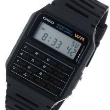 reloj hombre CASIO CA-53W CALCULATOR calculadora multifunción - retro