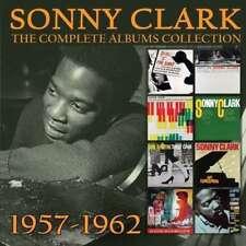Sonny Clark - The Complete Álbumes Colección 1957-1962 (CD 4) NUEVO 4x CD