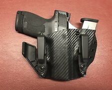 Crazy Eyes Holsters Sidecar Smith&Wesson M&P Shield 9mm/40 Aiwb Kydex Holster