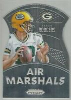 Aaron Rodgers Green Bay Packers 2015 Panini Prizm AIR MARSHALS