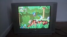 Sanyo CRT Tv S video 24 inch DS24425 remote included