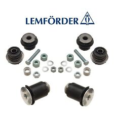 For Mercedes W140 Set of 2 Front Lower Inner Control Arm Bushing Kits Lemfoerder