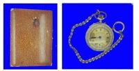 Silver & Gold Swiss Hassen of CHEVREMONT Lepine Pocket Watch ca. 1895