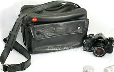 LEICA Combination Bag Made in Germany for LEICA IIIg Leica M3 M5 M8 LEICA M9P