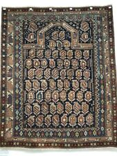 Antique Prayer Rug Fine Marasali Shirvan