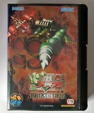 IRONCLAD CHOUTETSU BRIKINGER - Neo Geo AES - Japan - Convertion w/manual