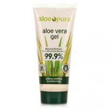 Aloe Pura Organic Aloe Vera Gel 100ml Tube