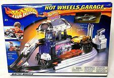 Hot Wheels Garage 2002 Set Mattel #47383 New in Box