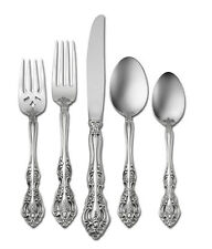 ONEIDA MICHELANGELO 5 PIECE PLACE SETTING~NEW~(multi available)