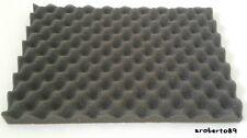 8 Tiles Acoustic Foam Panels Sound Treatment Convoluted Egg Profile