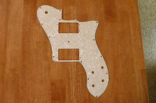 PICKGUARD CREAM PEARLOID 4 PLY FOR TELECASTER CLASSIC SERIES 72 DELUXE
