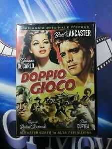 Doppio Gioco 1949 *Dvd  A & R Productions - NUOVO