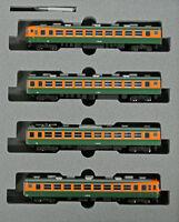 "Kato 10-1335 Series 165 Iida Line Express ""INA"" 4 Cars Set (N scale)"