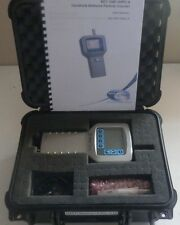 HACH MetOne HHPC-6 portable laser particle counter analyser kit + case,etc.