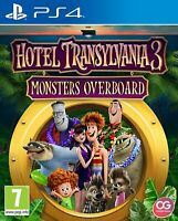 Hotel Transylvania 3 Monsters Overboard Playstation 4 PS4 Game