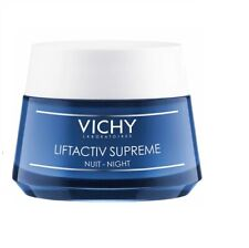 VICHY Liftactiv Supreme Night Anti-Wrinkle & Firming Care 50ml/1.69oz NEW
