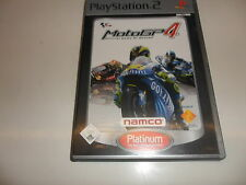 PlayStation 2  PS 2  Moto GP 4 [Platinum]