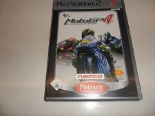 PLAYSTATION 2 PS 2 MOTO GP 4 PLATINUM []