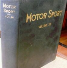Engine Sport/Volume 38/The Teesdale Publishing/1962/January to December/London