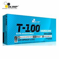 OLIMP T-100 Hardcore Testo Booster 120 Caps