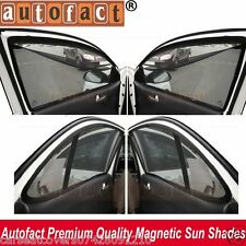 AUTOFACT Magnetic Window Sun Shades for Mahindra XUV 500 -Set of 6 - With Zipper
