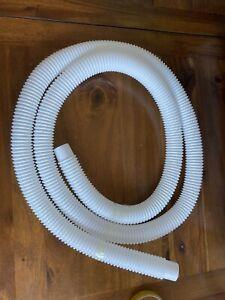 1 x Bestway Intex Replacement Hose Pipe 32mm Swimming Pool Pump Filter 2.5m Used