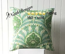 Outdoor/Indoor Tommy Bahama Green & Turquoise 45cm Cushion /throw Cushion Cover