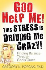 God Help Me! : This Stress Is Driving Me Crazy! - Finding Balance Through...