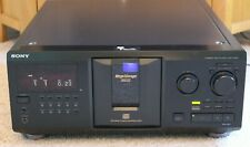Sony CDP-CX355 300 discos CD cambiador/reproductor