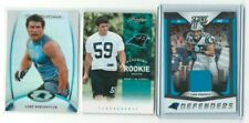 Luke Kuechly (3) Card Lot! 2 Rookies/Relic