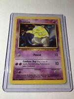DROWZEE - Base Set 2 - 73/130 - Common - Pokemon Card - Unlimited Edition NM