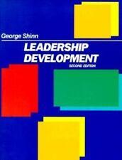 Leadership Development by Glen C. Shinn (1986, Hardcover)