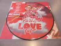Finch Asozial - Finchi's Love Tape - LP Picture Vinyl // NEU