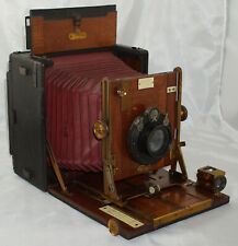 The Sanderson Camera Regula Model 5x7 Size w/ Dallmeyer Lens