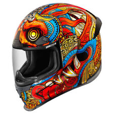 Icon Airframe Pro Barong  Helmet - Motorcycle Helmet DOT ECE - ( X LARGE )